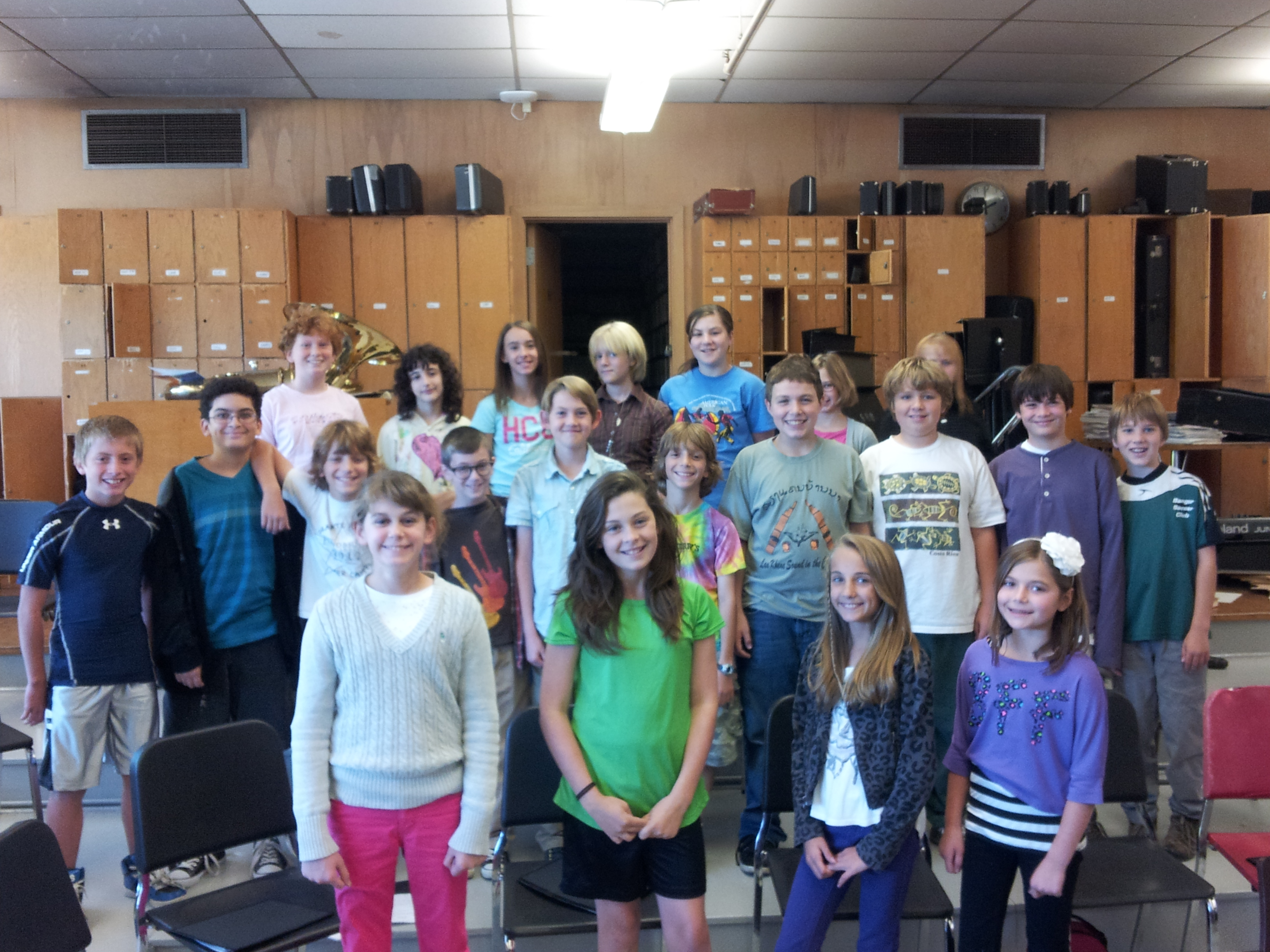 Worksheet Sixth Grade sixth grade chorus at oms orono choruses advertisements